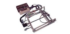 レーザー凹凸測定機