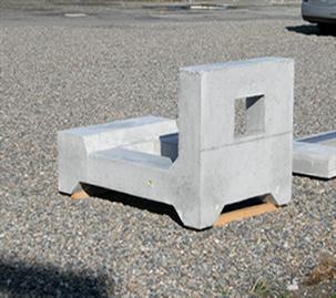 L型ブロック
